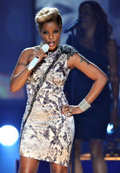 Mary J Blige: No more drama? Film